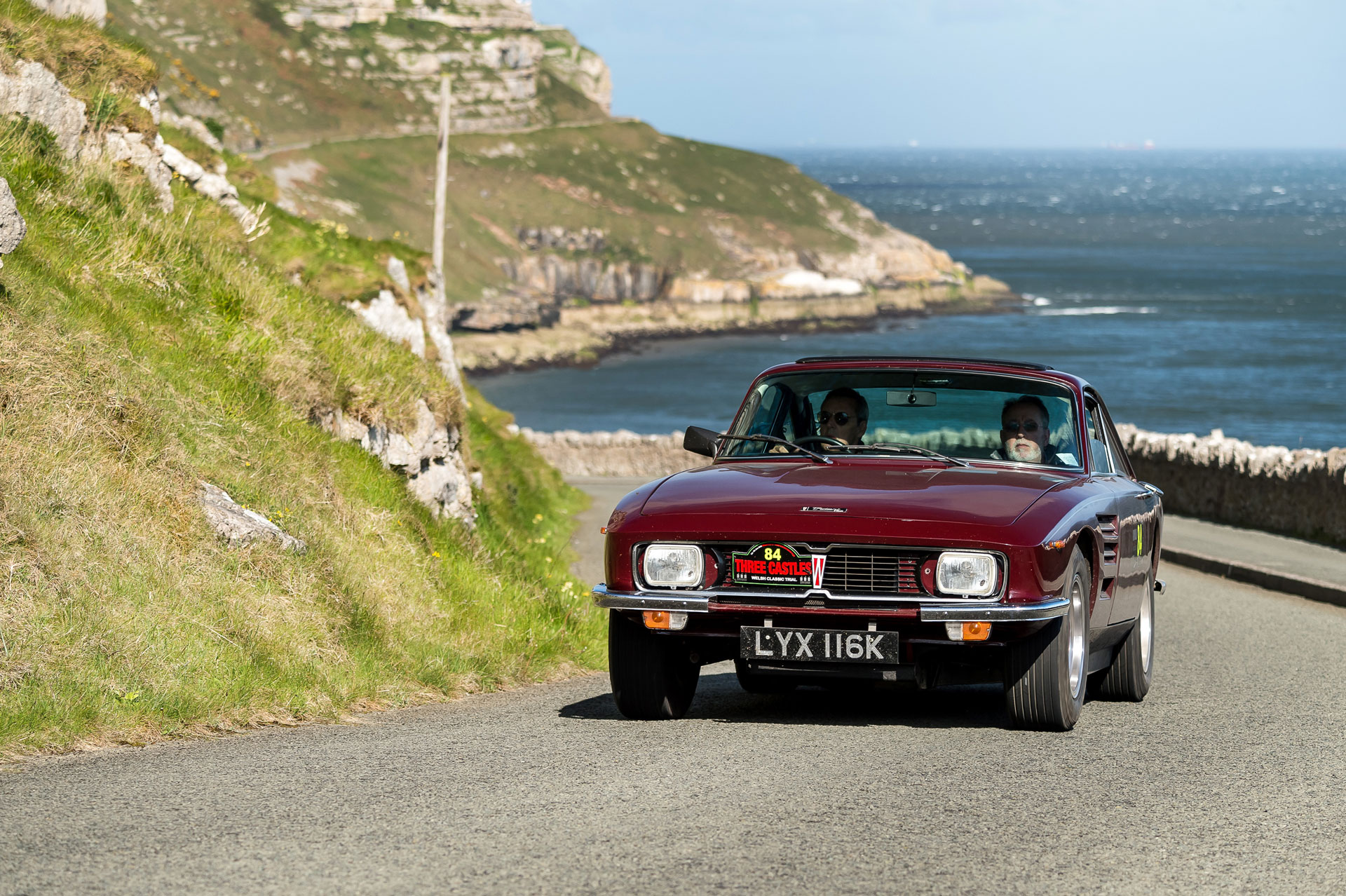 tycoon tackles three castles welsh historic rally tvr pre 80s. Black Bedroom Furniture Sets. Home Design Ideas